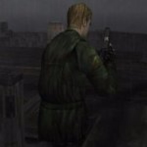 Silent Hill 2 James Sunderland