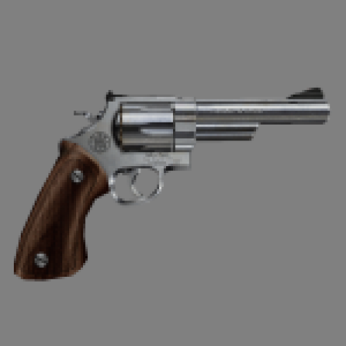 Smith & Wesson 629 + Texture