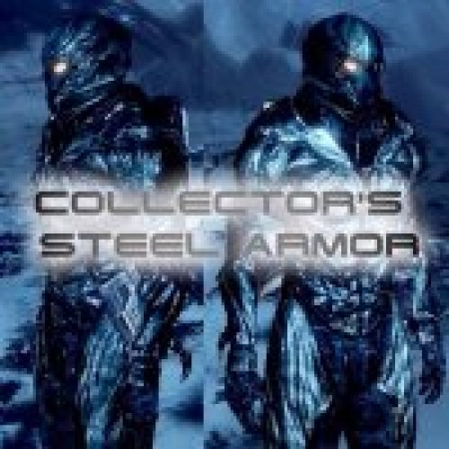 Collector's Steel Armor