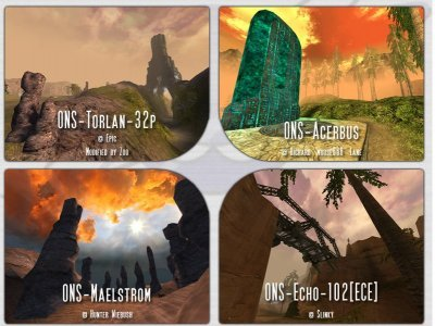 TITAN Onslaught Map Pack Volume 1