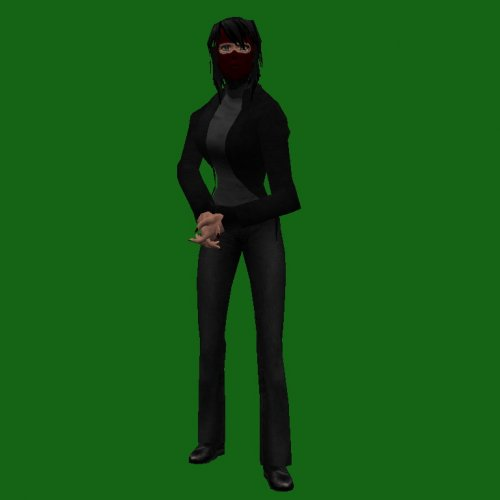 TPS_Masked_Female