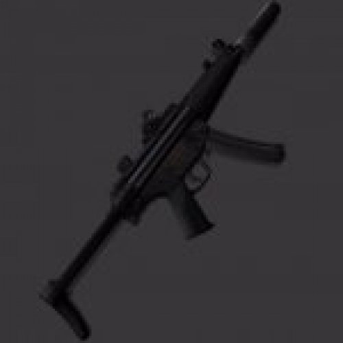 HK MP5 Tactical Mini-pack 3x