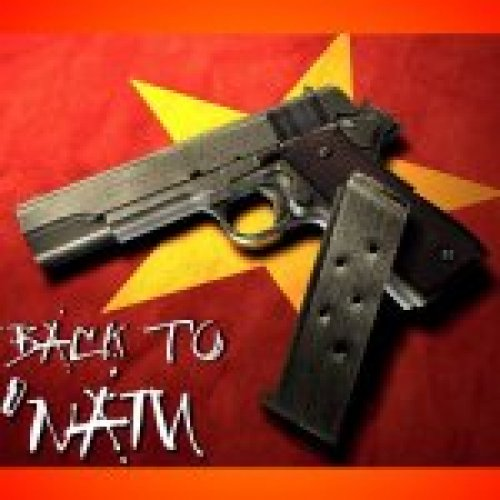 Back to Nam Colt M1911 (for Afrika Korps)