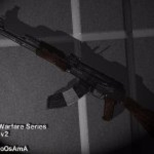 Urban Warfare Series AK-47 (v.2)