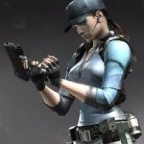 Ultimate Jill over Sheva v2.0