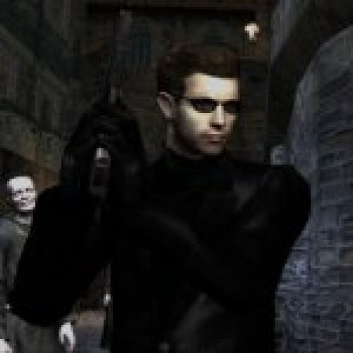 Albert Wesker MERCENARIES HD