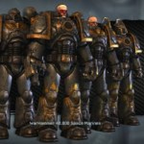 WarHammer 40.000 Space Marines Pack