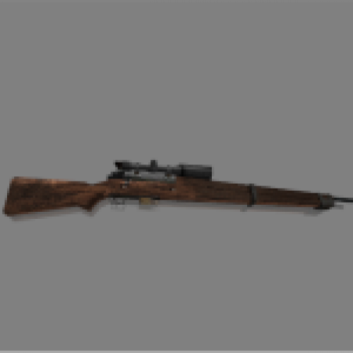 RE4 Bolt-action Rifle Scope
