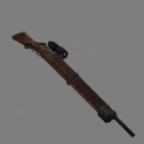 RE4 Bolt-action Rifle Scope (Infrared)
