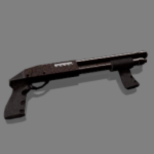 RE4 Shotgun shorty (Ada)