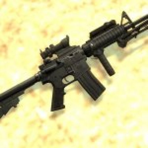 M4 from CoD:MW