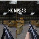 HK MP5A3 Silenced Omegale