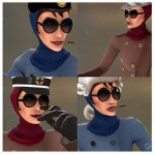 Female Spy