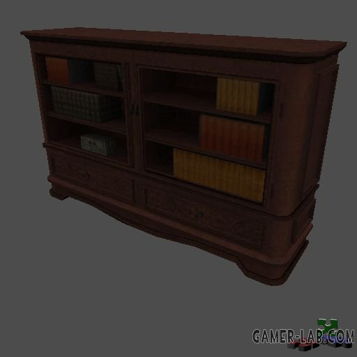 antiquebookcase
