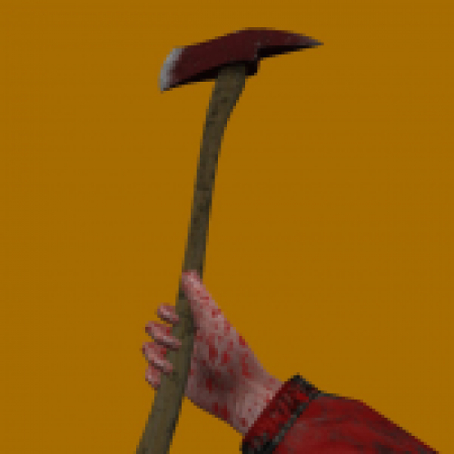 blood axe and spade
