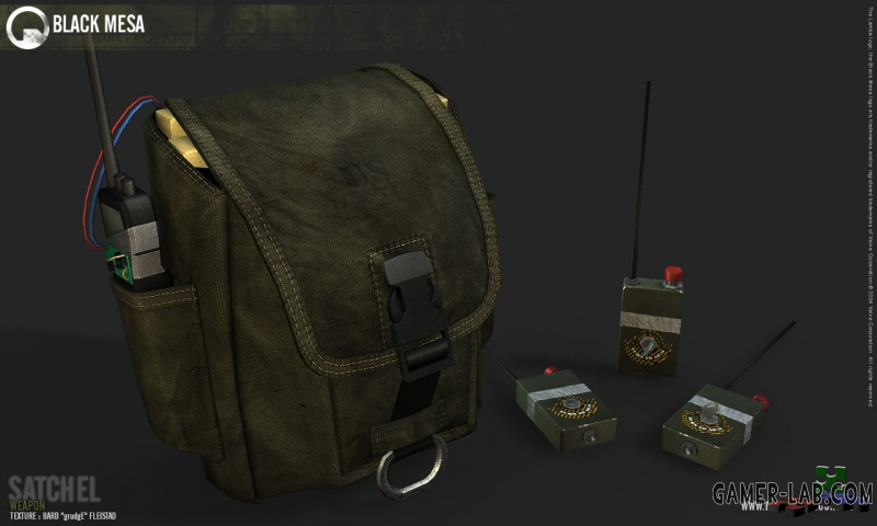 BMS Alpha Satchel C4