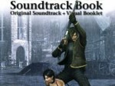 Resident Evil 4 Soundtrack Book