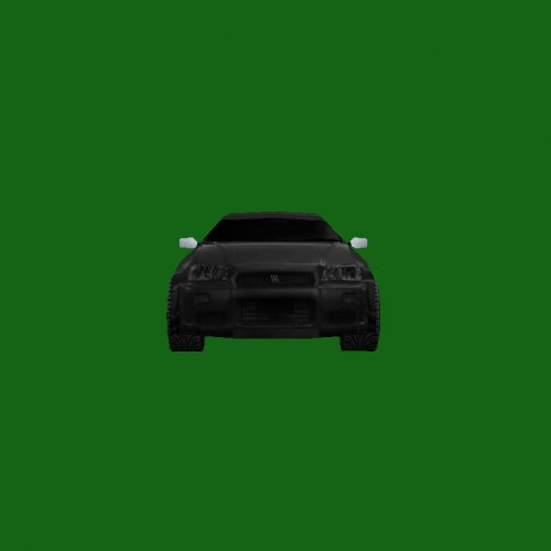 car_blackskyline