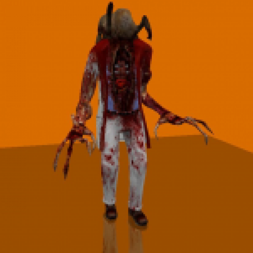 Carnage Zombie