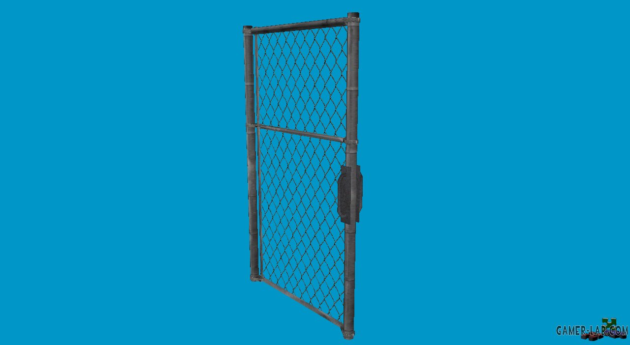 chainlink_fence_door