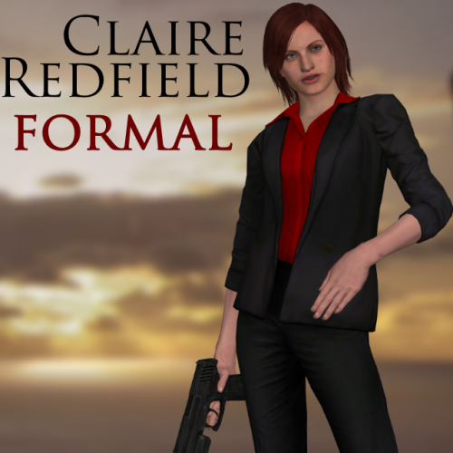 Claire Redfield - Formal
