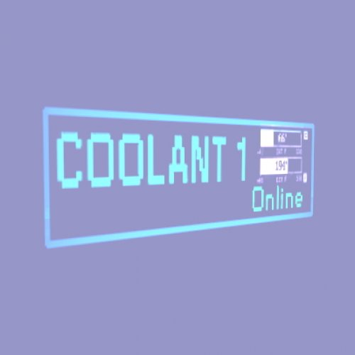 coolants holo