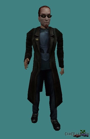Dude from Postal 2
