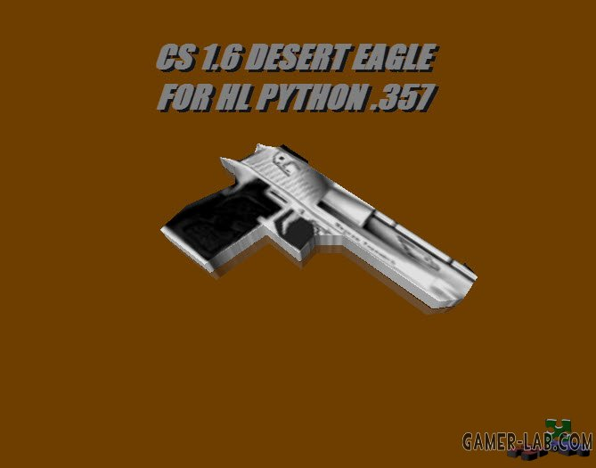 Desert Eagle CS 1.6 for 357 Python