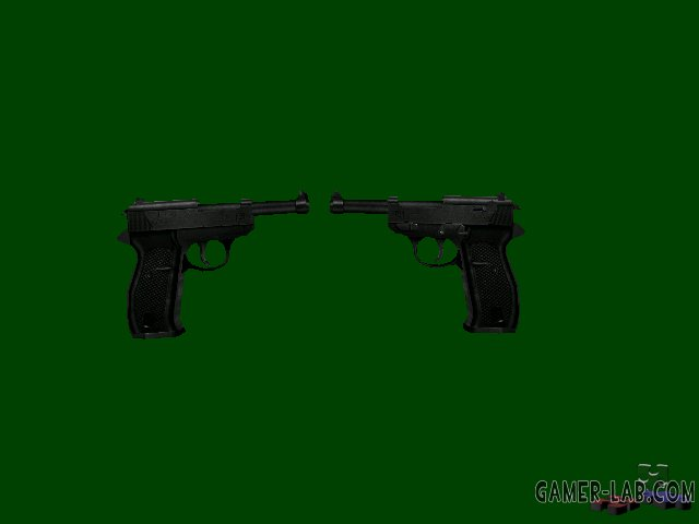 Dual Walther p38