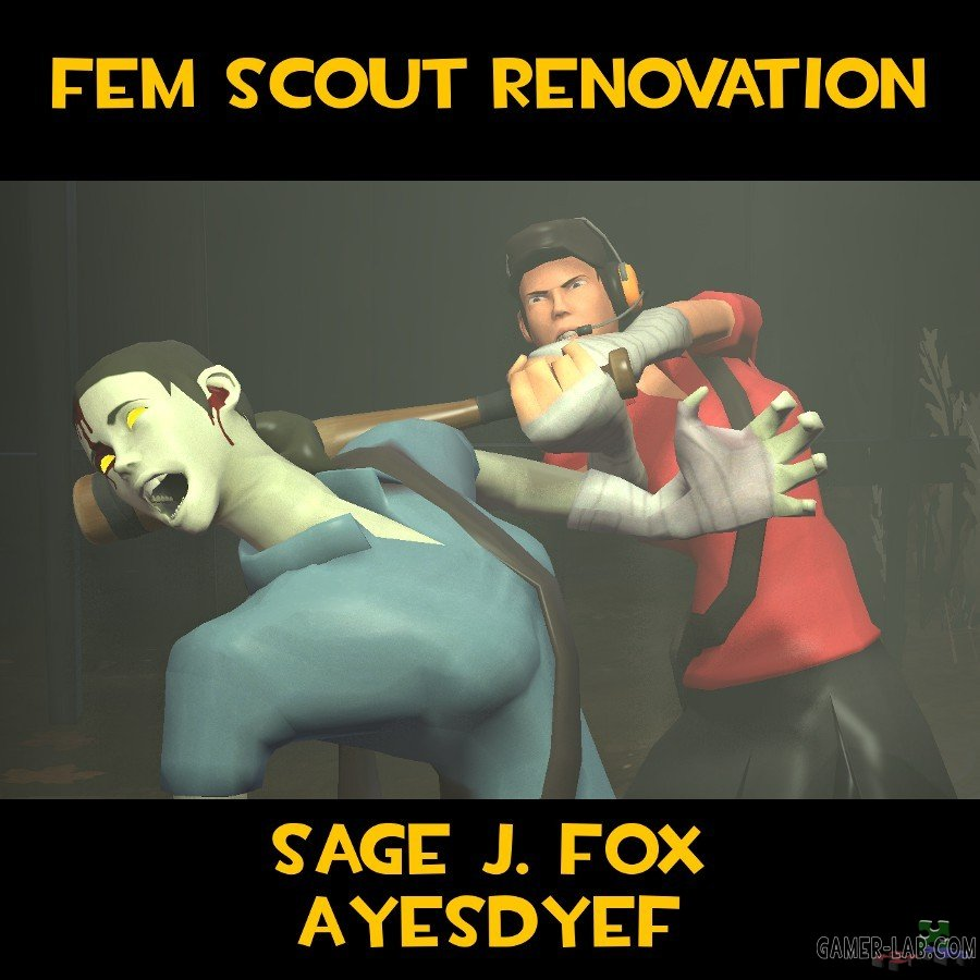 Fem Scout Renovation