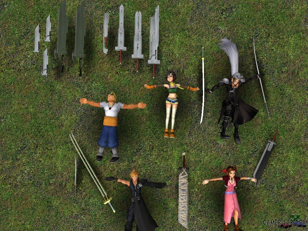Final Fantasy VII Collection