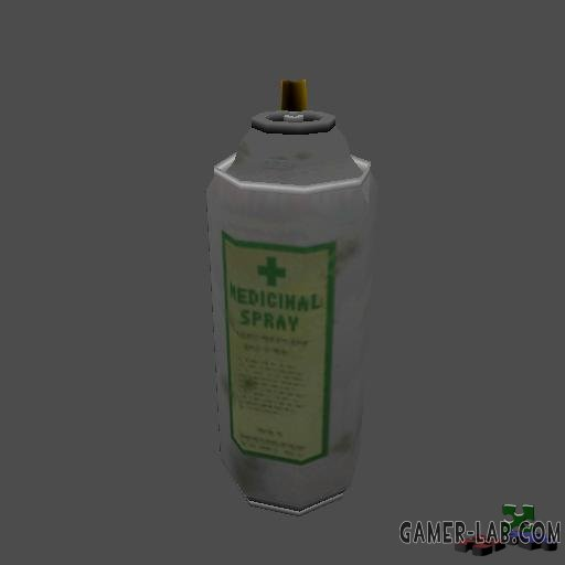 RE firstaid spray