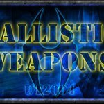 Ballistic Weapons
