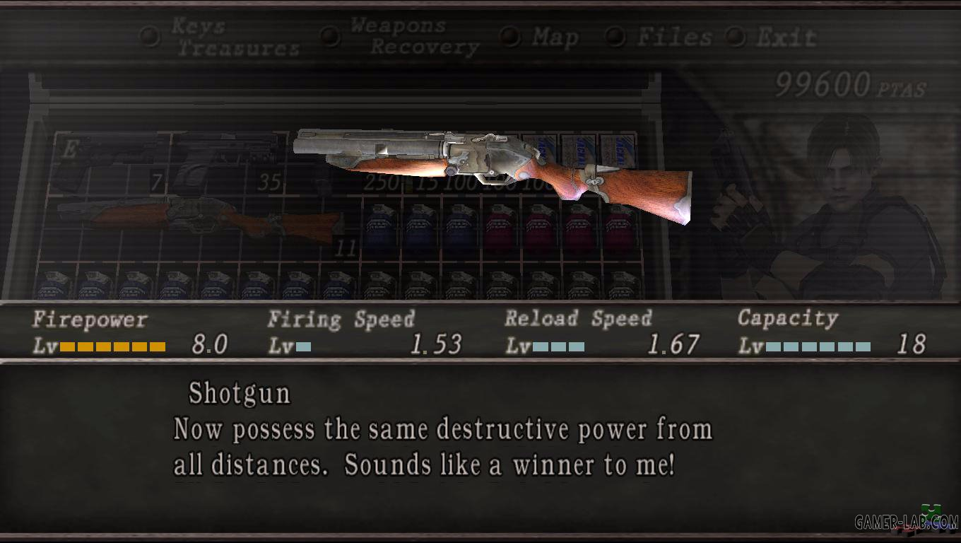 DooM 3 Sawn-Off Shotgun
