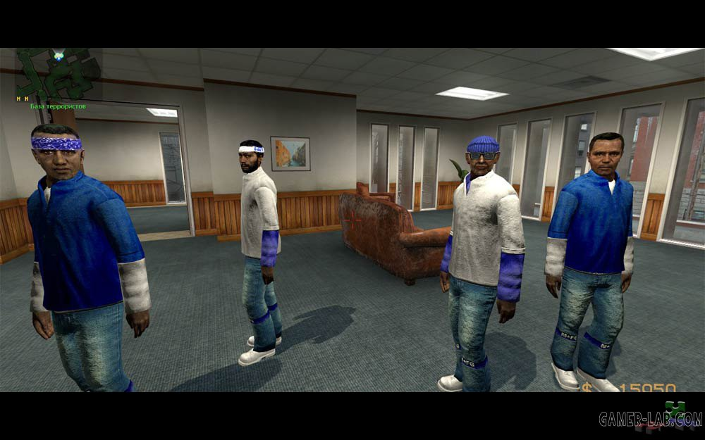 Crips Gangsta Hostages