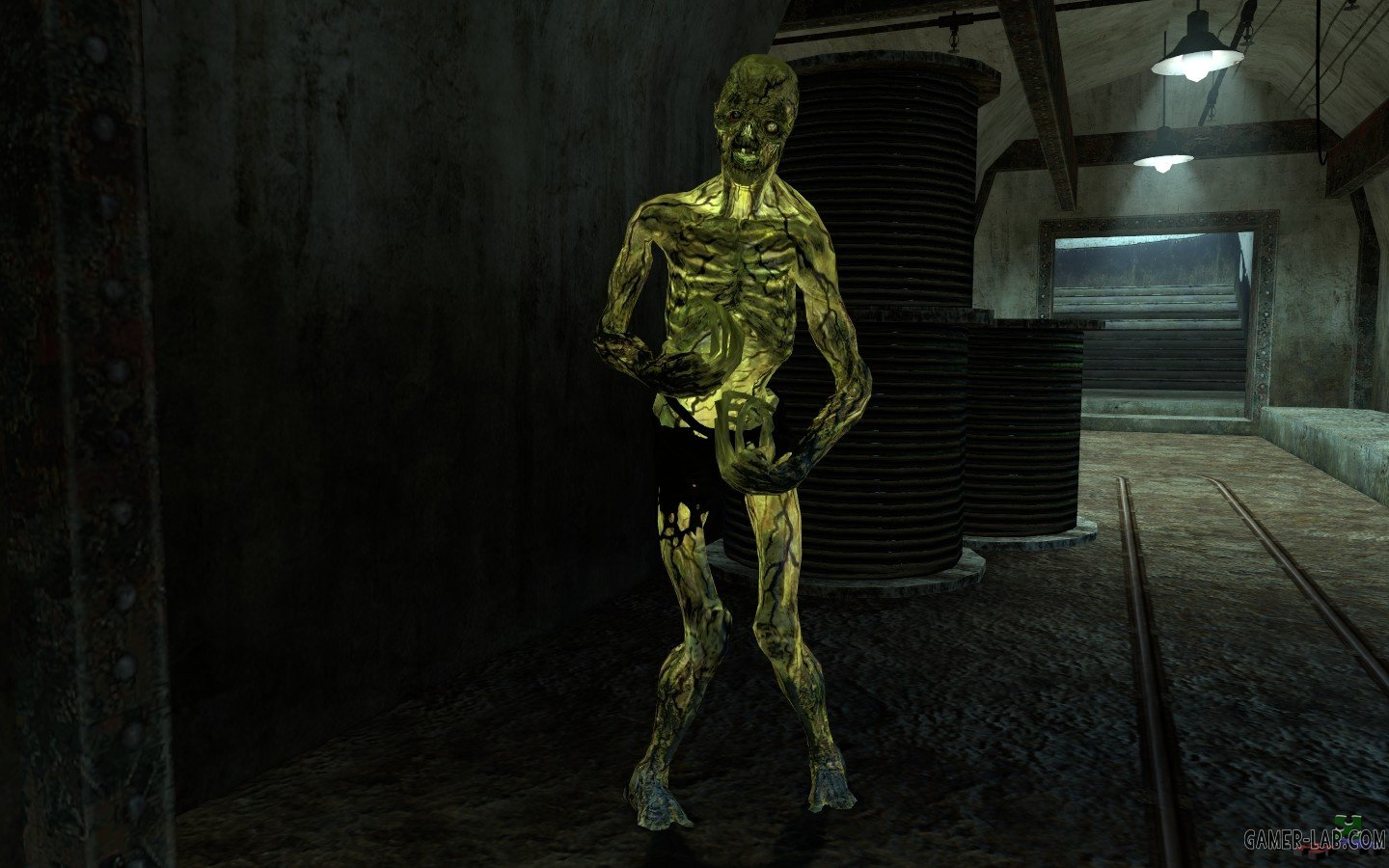 Fallout 3 Glowing Ghoul