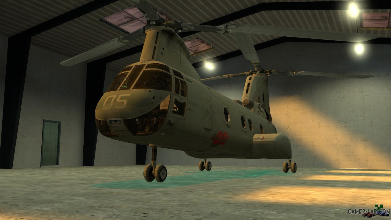 WAC Bell UH-1Y Add-on