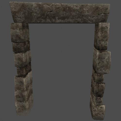 got_Door14Frame_Stone