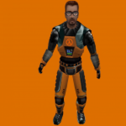 SD Gordon Freeman