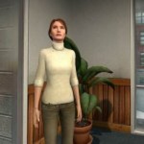 HL2 Female Hostages