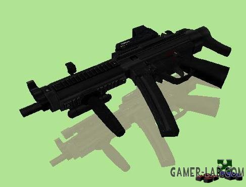 Mp5k tactical