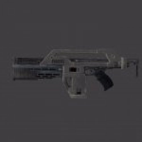 M41A MK2 из Aliens Colonial Marines