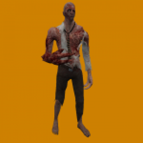 Prototype 2 infected businessman