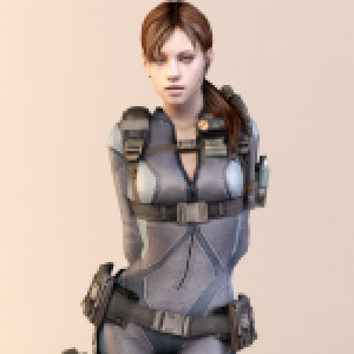 RE5 Jill (Julia Voth Face) Fix