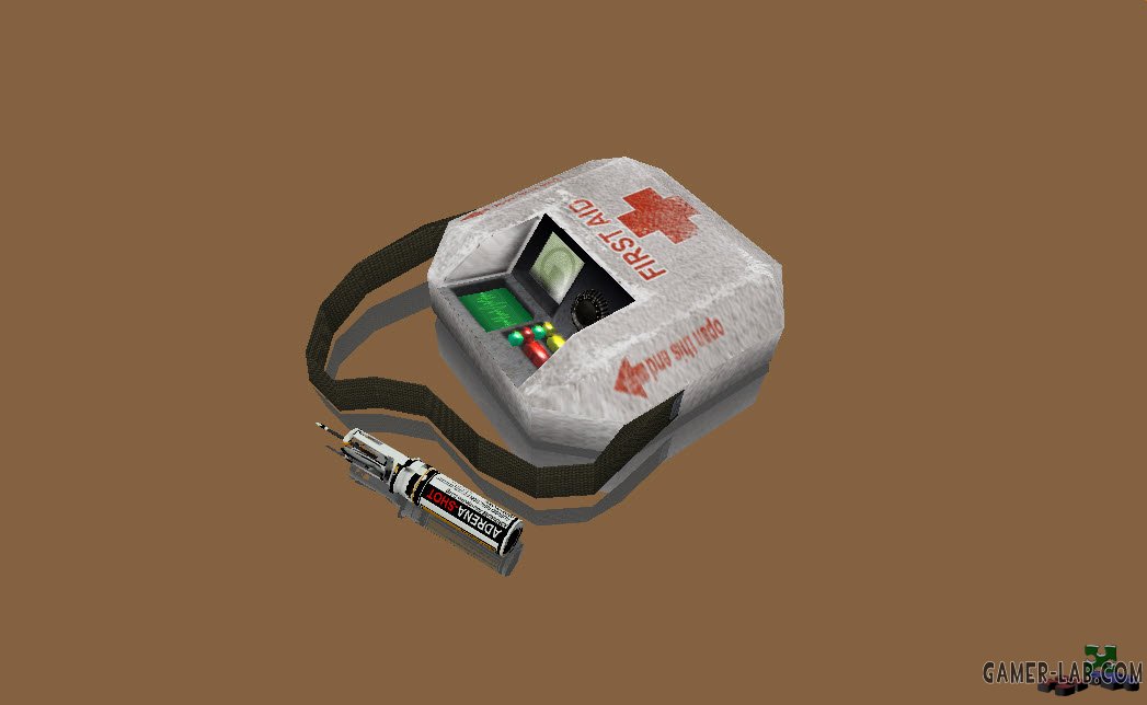 Medkit with adrenalin L4D2