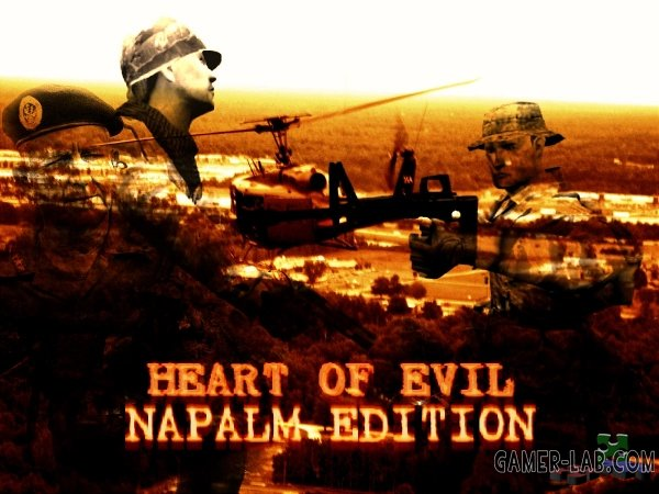Heart Of Evil Napalm Edition