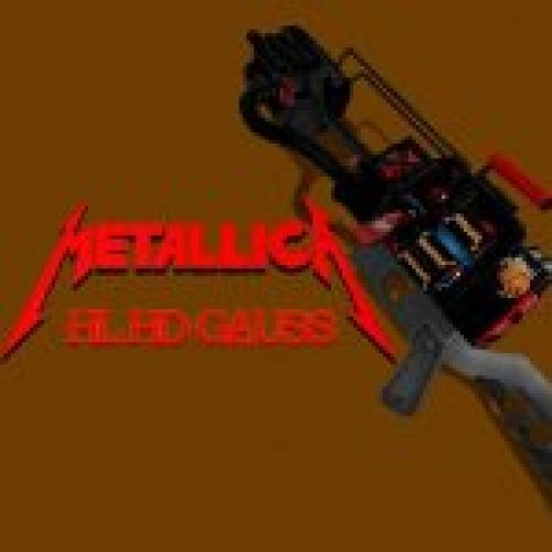 Metallica HD Gauss + Bonus