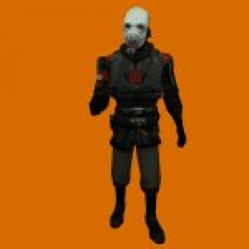 HL2 Beta Metrocop Elite