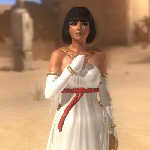 Momiji Egyptian dress