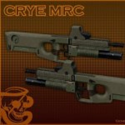 Crey MRC with Grenade launcher